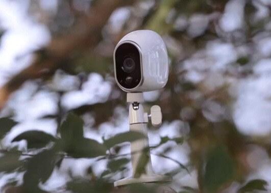 camera thong minh khong day