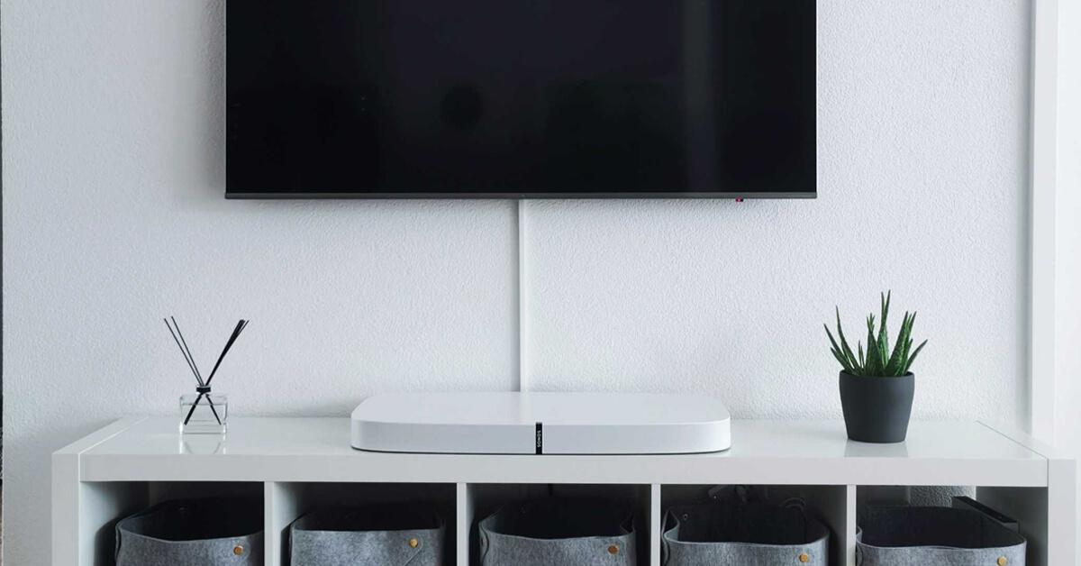 Cách kết nối Loa Sonos với TV