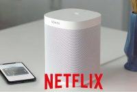Cách phát Netflix trên loa Sonos